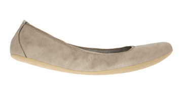Dámská vycházková obuv VIVOBAREFOOT JING JING Taupe