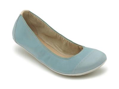 Dámská vycházková obuv VIVOBAREFOOT JING JING Pool