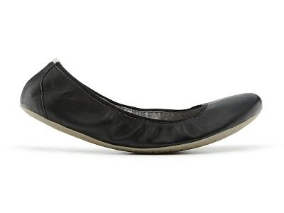 Dámská vycházková obuv VIVOBAREFOOT JING JING Black