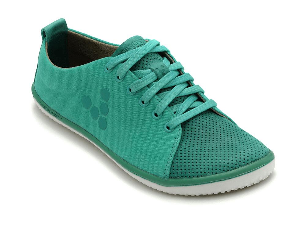 Barefoot cipők VIVOBAREFOOT FREUD II L Canvas Green
