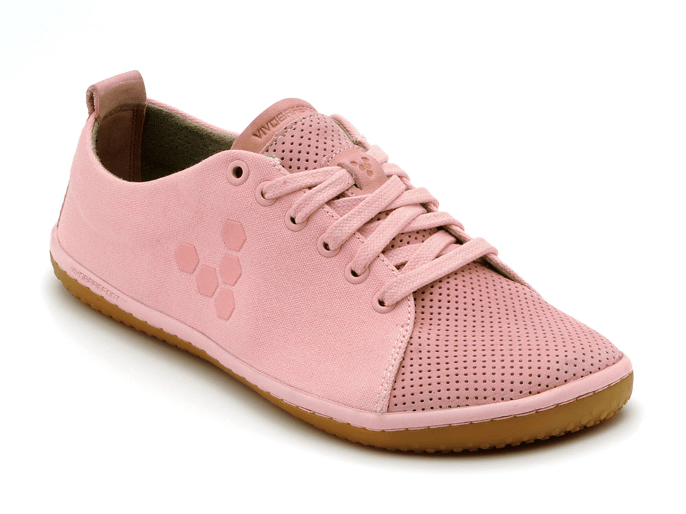Barfußschuhe VIVOBAREFOOT FREUD II L Canvas Dusty Pink