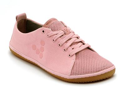 Dámská vycházková obuv VIVOBAREFOOT FREUD II L Canvas Dusty Pink