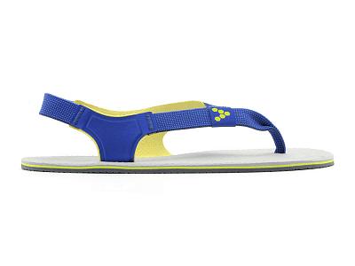 Pánská vycházková obuv VIVOBAREFOOT ULYSSES M Blue/Suplur