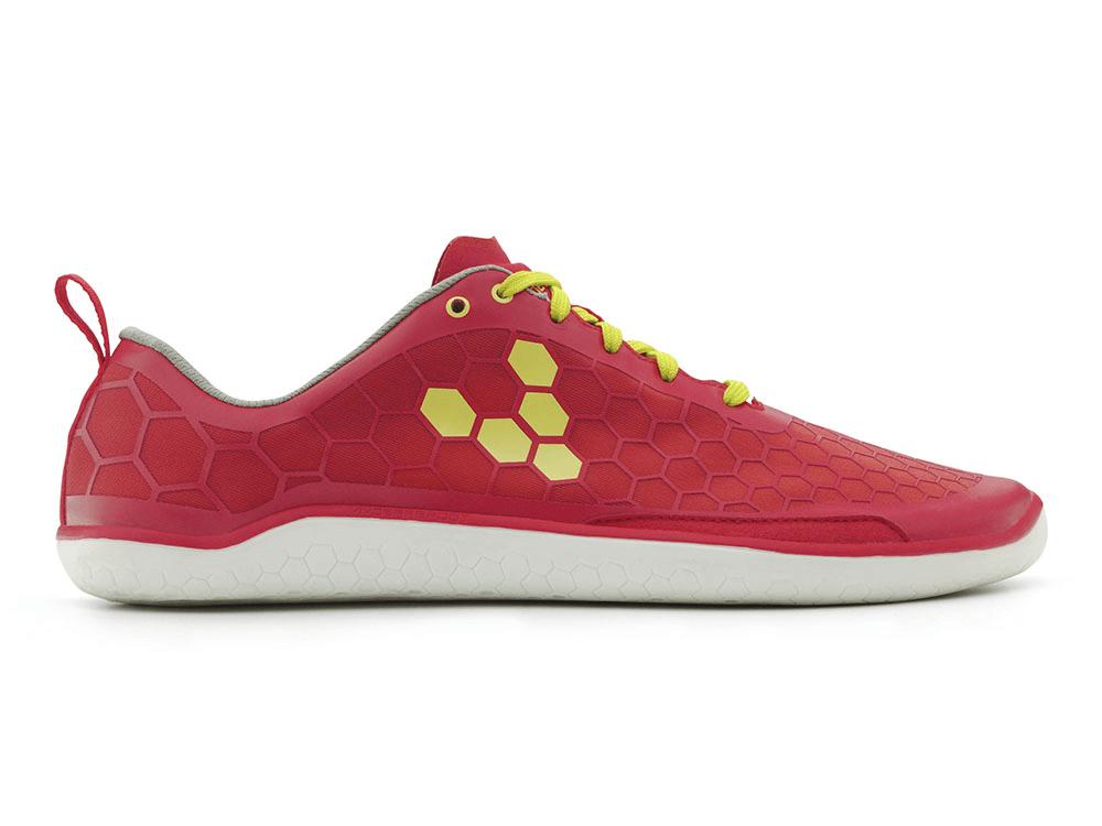 Pánske bežecké topánky VIVOBAREFOOT EVO PURE M RED