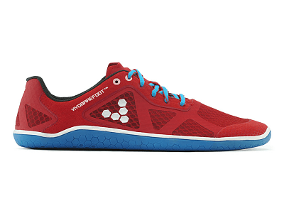VIVOBAREFOOT One M Red/Blue