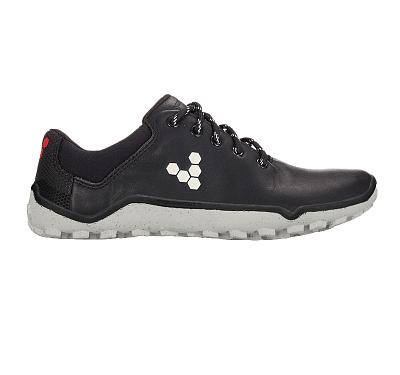 Pánská vycházková obuv VIVOBAREFOOT HYBRID M Black