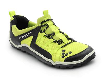 Pánske bežecké topánky VIVOBAREFOOT Breathe II Lime M
