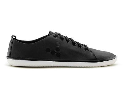 Pánska vychádzková obuv VIVOBAREFOOT FREUD II M Black