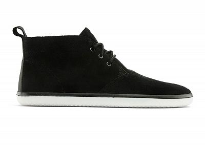 Pánská vycházková obuv VIVOBAREFOOT GOBI II M Black Perfor