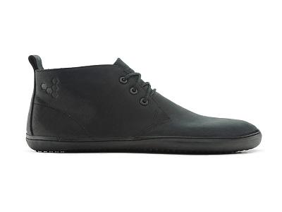 Pánská vycházková obuv VIVOBAREFOOT GOBI II M Black