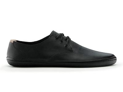 Pánska vychádzková obuv VIVOBAREFOOT RA Black II