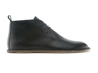 Pánská vycházková obuv VIVOBAREFOOT PORTO M Black