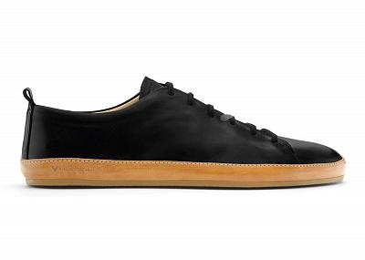 Pánská vycházková obuv VIVOBAREFOOT BANNISTER M Black