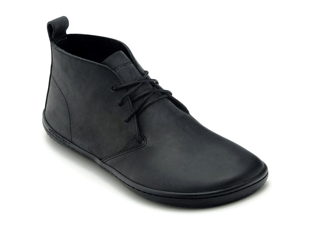 Pánska vychádzková obuv VIVOBAREFOOT GOBI M Black
