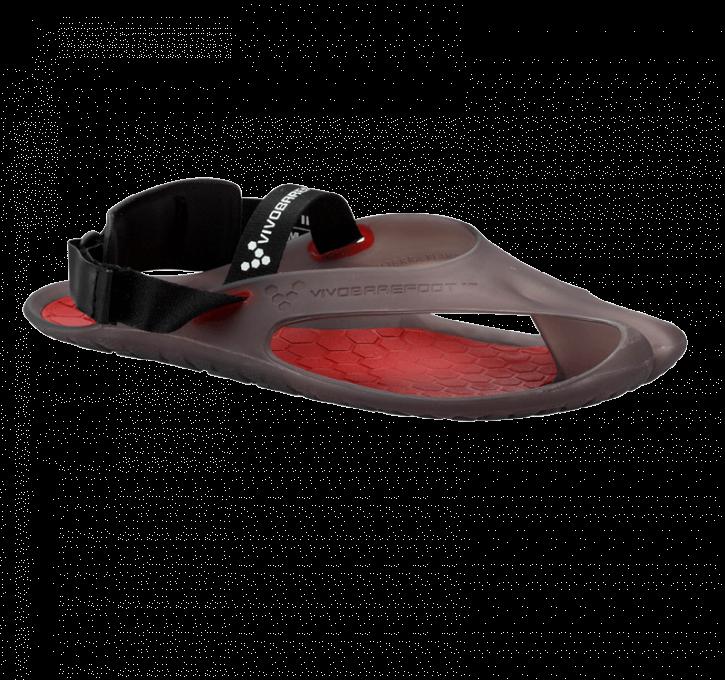 Barfußschuhe VIVOBAREFOOT Achilles M Red/Grey