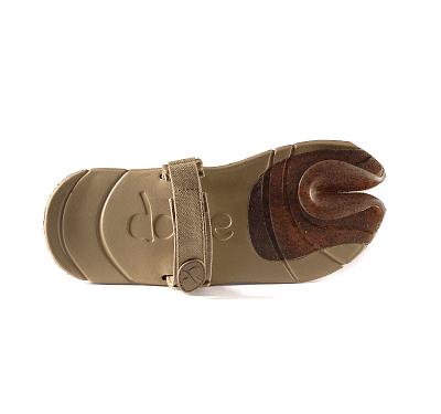 Pánská vycházková obuv VIVOBAREFOOT Dopie Khaki