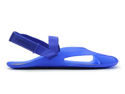 Pánska vychádzková obuv VIVOBAREFOOT ACHILLES II M Blue/Grey