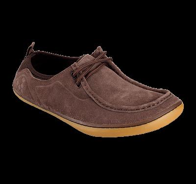 Pánská vycházková obuv VIVOBAREFOOT Oak Dk Brown