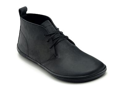Dětská vycházková obuv VIVOBAREFOOT GOBI II Junior Black
