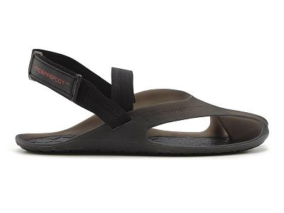 Dámská vycházková obuv VIVOBAREFOOT ACHILLES II L Black