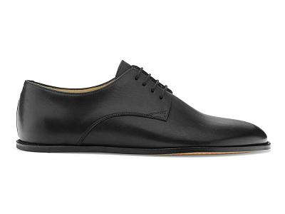Pánská vycházková obuv VIVOBAREFOOT LISABON M Black