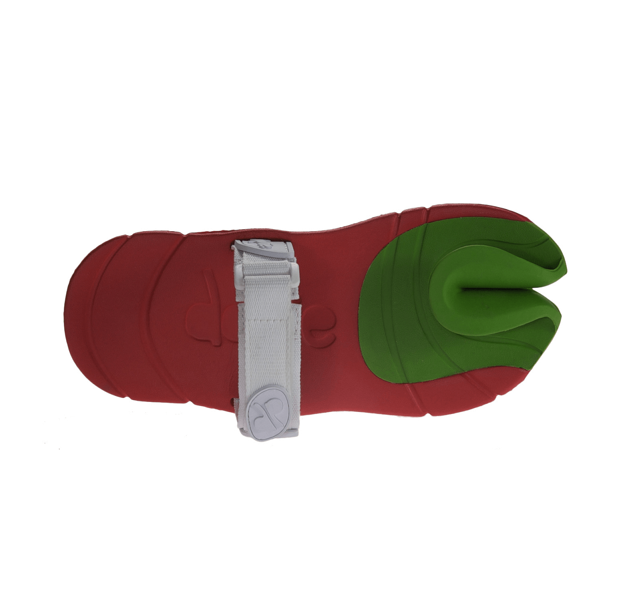 Pánská vycházková obuv VIVOBAREFOOT Dopie Green/ Red