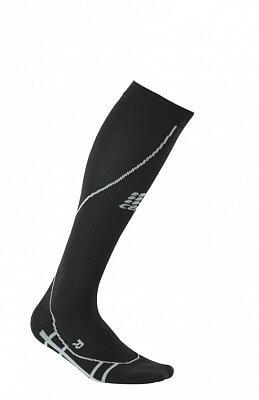 Ponožky CEP Podkolenky pro týmové sporty pánské černá