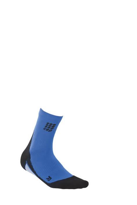 Ponožky CEP Krátké ponožky dámské modrá / černá
