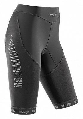 Kraťasy CEP Běžecké šortky 2.0 dámské černá