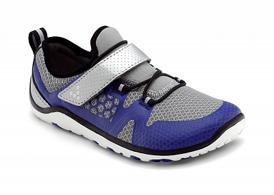 Detské bežecké topánky VIVOBAREFOOT TRAIL FREAK K Royal Blue