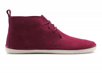 Dámská vycházková obuv VIVOBAREFOOT GOBI L Raspberry Saude