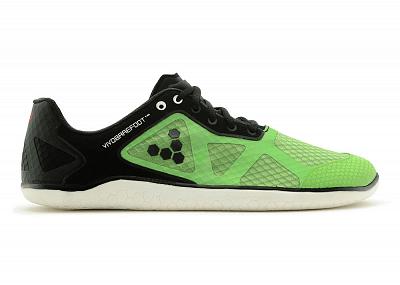 Pánské běžecké boty VIVOBAREFOOT One M Green/Black