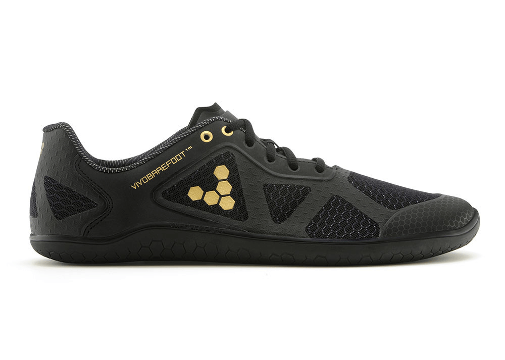 Barefoot cipők VIVOBAREFOOT One M TC Black/Gold