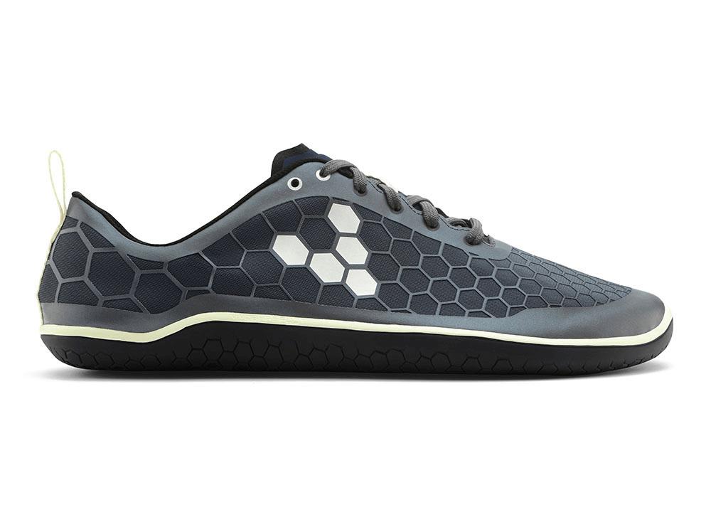 Pánske bežecké topánky VIVOBAREFOOT EVO PURE M Graphite