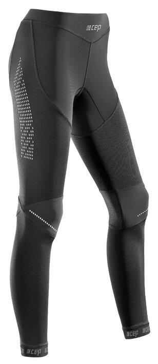 Nadrágok CEP Běžecké kalhoty 2.0 dámské černá