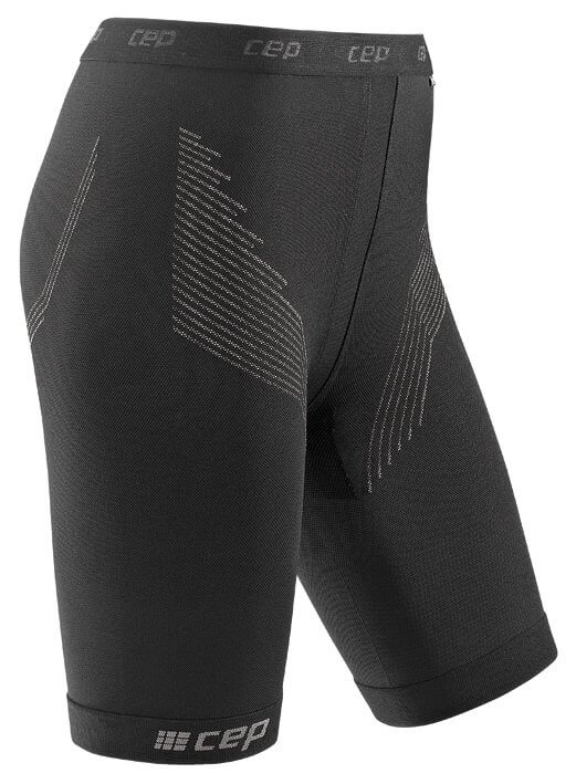 Kraťasy CEP Športové šortky BASE dámske čierna