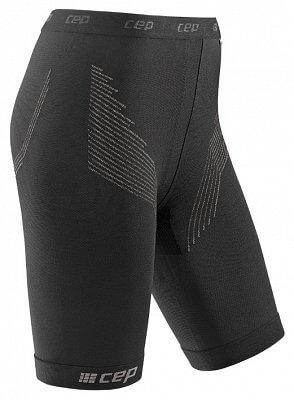 Kraťasy CEP Sportovní šortky BASE dámské černá