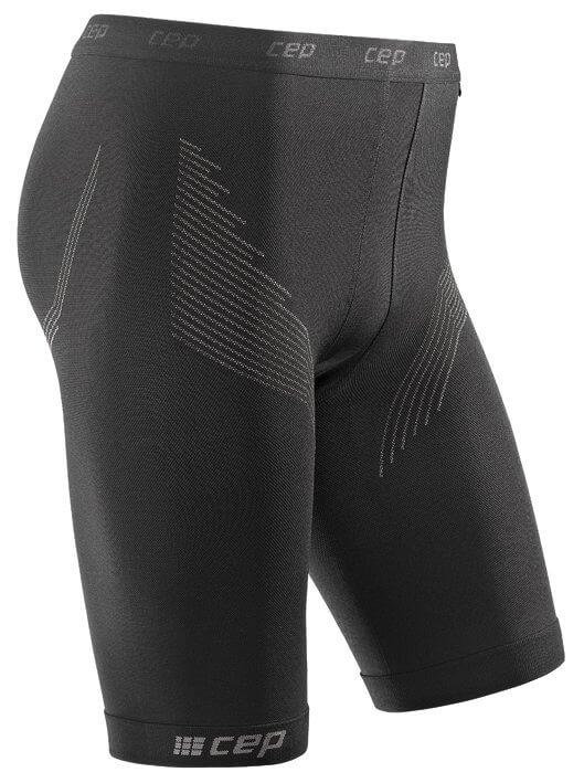 Kraťasy CEP Sportovní šortky BASE pánské černá