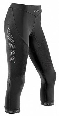 Kalhoty CEP 3/4 běžecké kalhoty 2.0 dámské černá