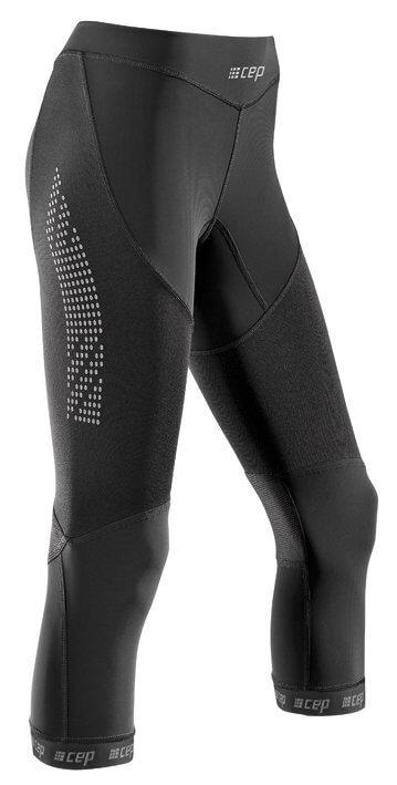 Hosen CEP 3/4 běžecké kalhoty 2.0 pánské černá
