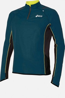 Trička ASICS Trail half Zip Top, Long Sleeves