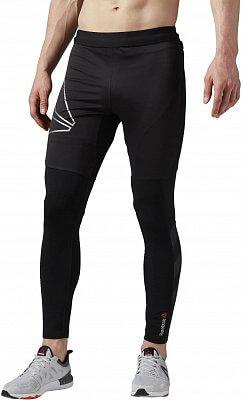 Pánské běžecké kalhoty Reebok One Series Running Winter Tight