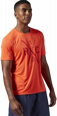 Pánské běžecké tričko Reebok Running Essentials SS Tee