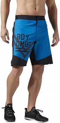 Pánské fitness kraťasy Reebok Les Mills Bodycombat Cordura Boardshort