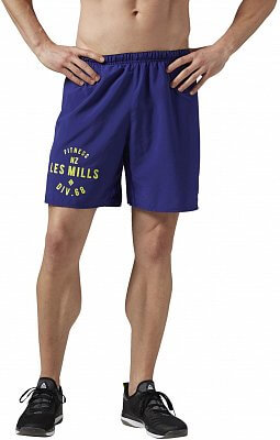 Reebok Les Mills 7 IN Short