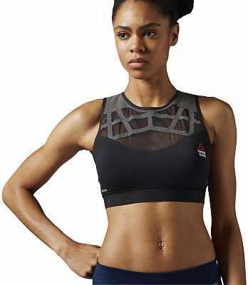 Reebok CrossFit Cordura Bra built with Kevlar(R)