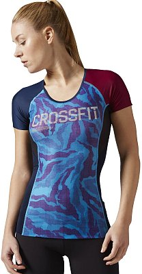 Reebok CrossFit Compression Shortsleeve