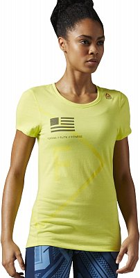 Reebok CrossFit Performance Blend Graphic SS Tee