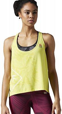 Dámské fitness tričko Reebok CrossFit Performance Muscle Tank