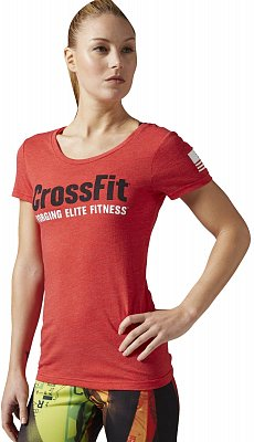 Reebok CrossFit Forging Elite Fitness Tee